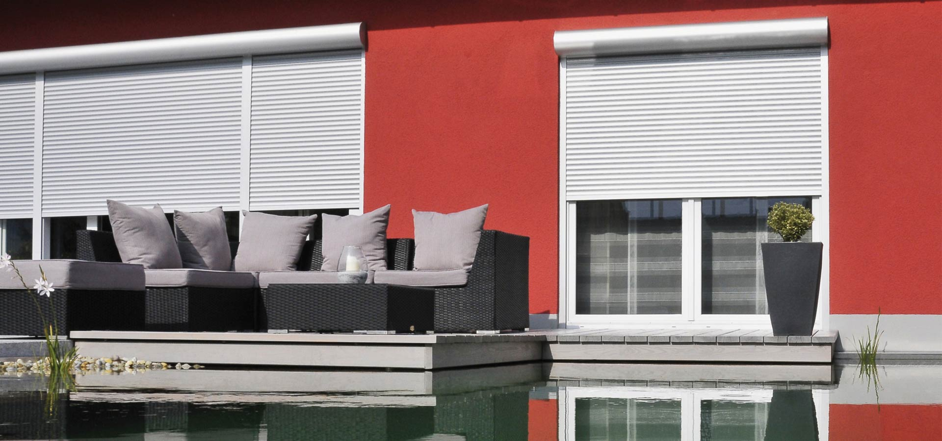 Rolll den sonpro l ndle sonnenschutz - Sonnenschutz giebelfenster ...